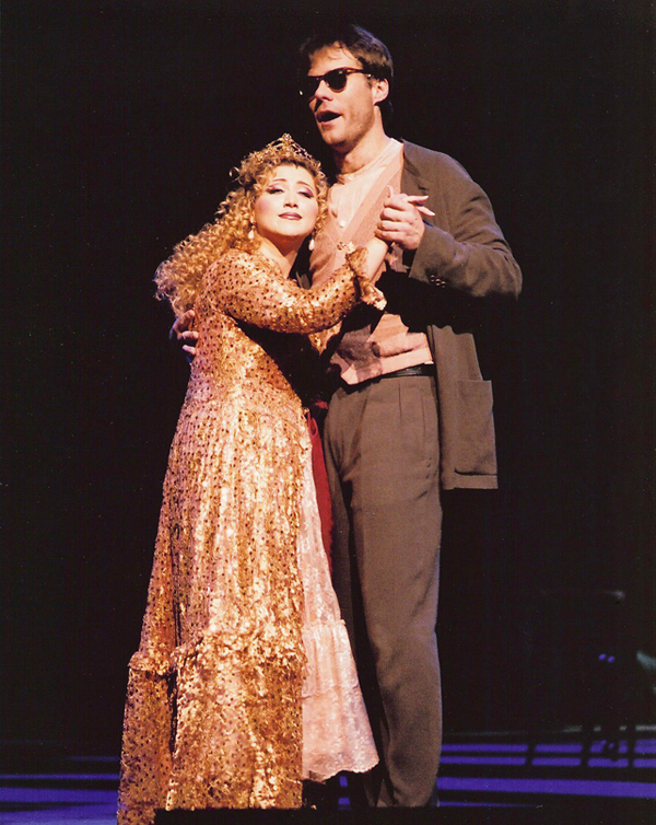 Les Contes d'Hoffmann with Desirée Rancatore at Teatro alla Scala, 2004